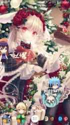 Captura de Pantalla 2 de Lively Anime Live Wallpaper para android