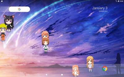 Imágen 14 de Lively Anime Live Wallpaper para android