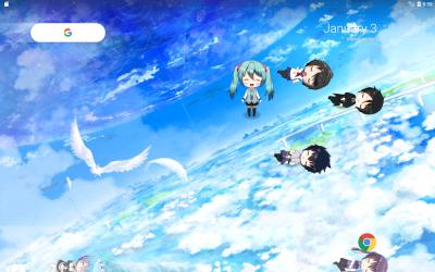 Imágen 12 de Lively Anime Live Wallpaper para android