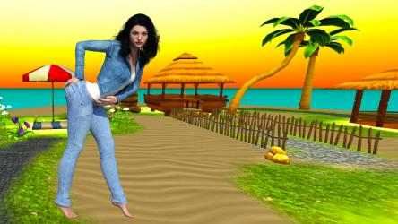 Captura de Pantalla 11 de Beach Dancing [HD+] para windows