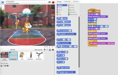 Captura 2 de Scratch para windows
