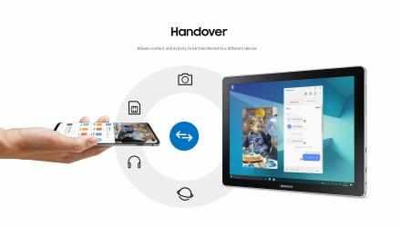 Captura de Pantalla 3 de Samsung Flow para windows