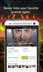 Imágen 4 de All Events in City - Discover Events On The GO para android
