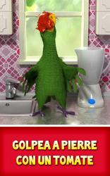 Captura de Pantalla 14 de Talking Pierre para android