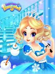 Captura de Pantalla 5 de Hair Salon Games: Ice Princess para windows