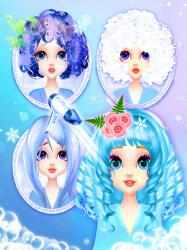 Screenshot 4 de Hair Salon Games: Ice Princess para windows