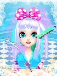 Captura de Pantalla 2 de Hair Salon Games: Ice Princess para windows