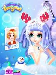 Imágen 3 de Hair Salon Games: Ice Princess para windows