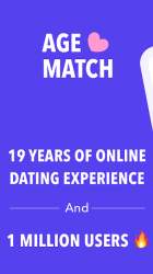 Imágen 2 de Age Match - Older Men Younger Women Dating App para android