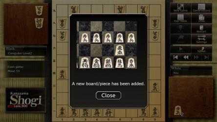 Captura de Pantalla 2 de Shogi -Japanese Chess- para windows