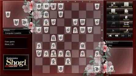 Captura de Pantalla 3 de Shogi -Japanese Chess- para windows