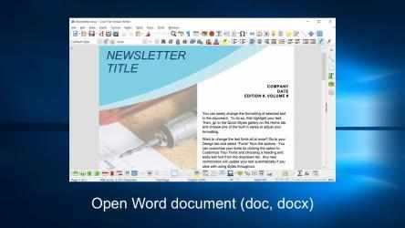 Captura 2 de Cool File Viewer: Rar, Word, PDF, PPT, Video & Image Opener para windows