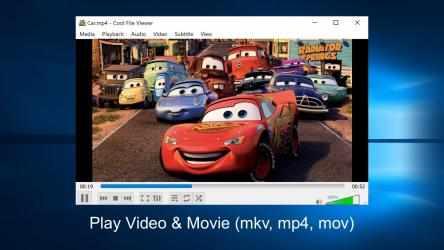 Screenshot 1 de Cool File Viewer: Rar, Word, PDF, PPT, Video & Image Opener para windows