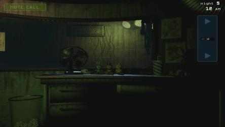 Captura de Pantalla 1 de Five Nights at Freddy's 3 para windows