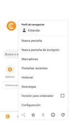 Captura de Pantalla 6 de CryptoTab Browser Pro—haz minería a nivel PRO para android