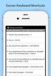 Screenshot 8 de Free Sony Vegas Pro Shortcuts para android