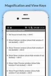 Imágen 6 de Free Sony Vegas Pro Shortcuts para android