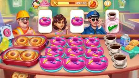 Captura 4 de Cooking Shop : Chef Restaurant Cooking Games 2020 para android