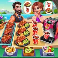 Captura 1 de Cooking Shop : Chef Restaurant Cooking Games 2020 para android
