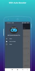 Captura 4 de 80X Game Booster Premium : Faster Performance para android