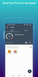 Captura 2 de 80X Game Booster Premium : Faster Performance para android
