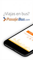 Captura de Pantalla 5 de PasajeBus.com para android