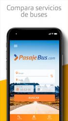 Captura de Pantalla 2 de PasajeBus.com para android