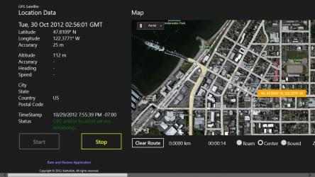 Captura 5 de GPS Satellite para windows