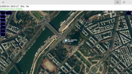 Captura 2 de GPS Satellite para windows