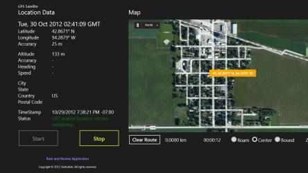 Captura 3 de GPS Satellite para windows