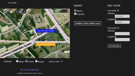 Captura 4 de GPS Satellite para windows