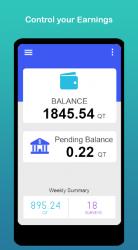 Captura 9 de Prediqt - Encuestas Fáciles - Gane Dinero Ya! para android