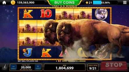 Captura de Pantalla 4 de Jackpot Slots - Slot Machines & Free Casino Games para windows