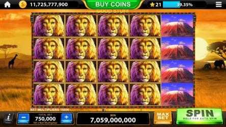 Captura de Pantalla 5 de Jackpot Slots - Slot Machines & Free Casino Games para windows