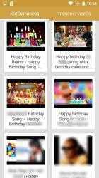 Screenshot 9 de Canciones Feliz Cumpleaños 🎉🎵🍰🎁 para android