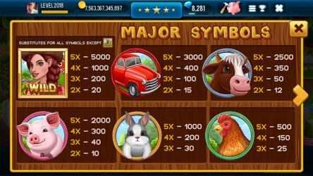 Screenshot 7 de Farm & Gold Slot Machine para windows