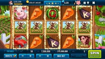 Captura de Pantalla 1 de Farm & Gold Slot Machine para windows