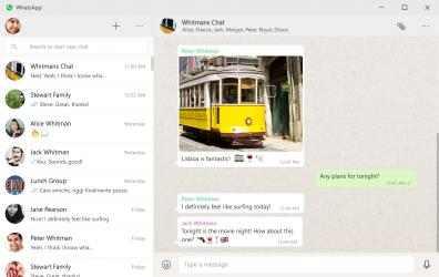 Screenshot 1 de WhatsApp Desktop para windows
