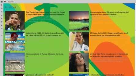Captura de Pantalla 10 de Río 2016 para windows