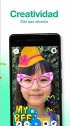 Captura 6 de Messenger Kids – La app de mensajes para niños para android