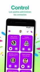 Imágen 3 de Messenger Kids – La app de mensajes para niños para android