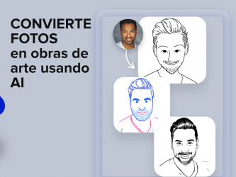 Screenshot 10 de SketchAR Crear Arte De Pintura Dibujar para android