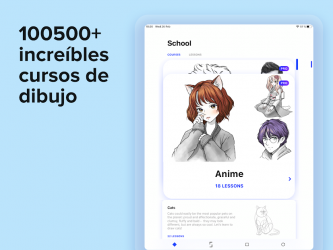 Screenshot 12 de SketchAR Crear Arte De Pintura Dibujar para android