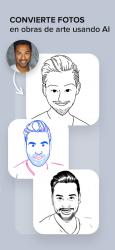 Captura 3 de SketchAR Crear Arte De Pintura Dibujar para android