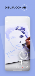Imágen 2 de SketchAR Crear Arte De Pintura Dibujar para android