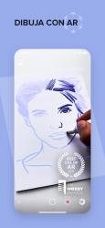 Captura de Pantalla 2 de SketchAR Crear Arte De Pintura Dibujar para android