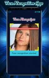 Screenshot 3 de Face Recognizer, Facial Recognition Face Detection para android
