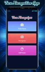 Captura 6 de Face Recognizer, Facial Recognition Face Detection para android