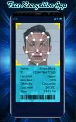 Screenshot 9 de Face Recognizer, Facial Recognition Face Detection para android