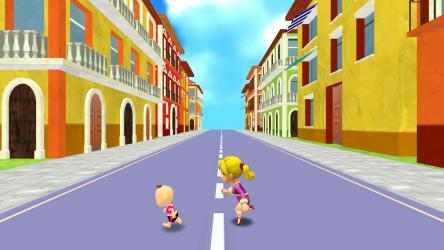 Captura de Pantalla 9 de Baby Run The Babysitter Escape para windows